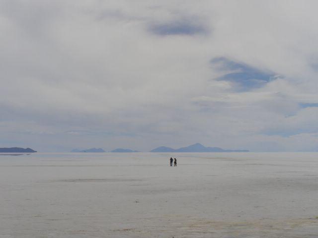 White emptiness, Salar de Uyuni