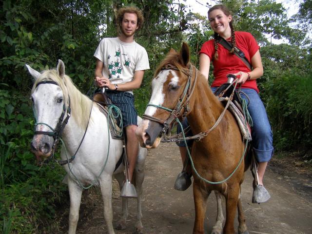 Meghan and I, Mindo